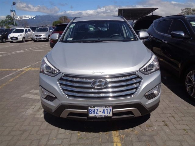 Hyundai Santa Fe 2015. Photo 1