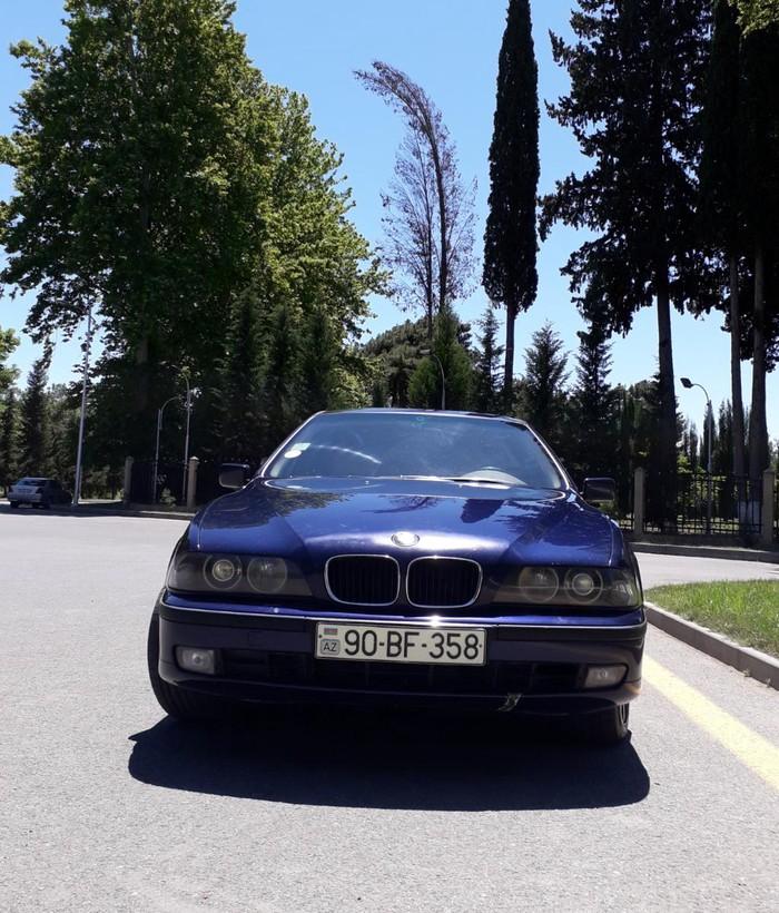 BMW 528 1996. Photo 6