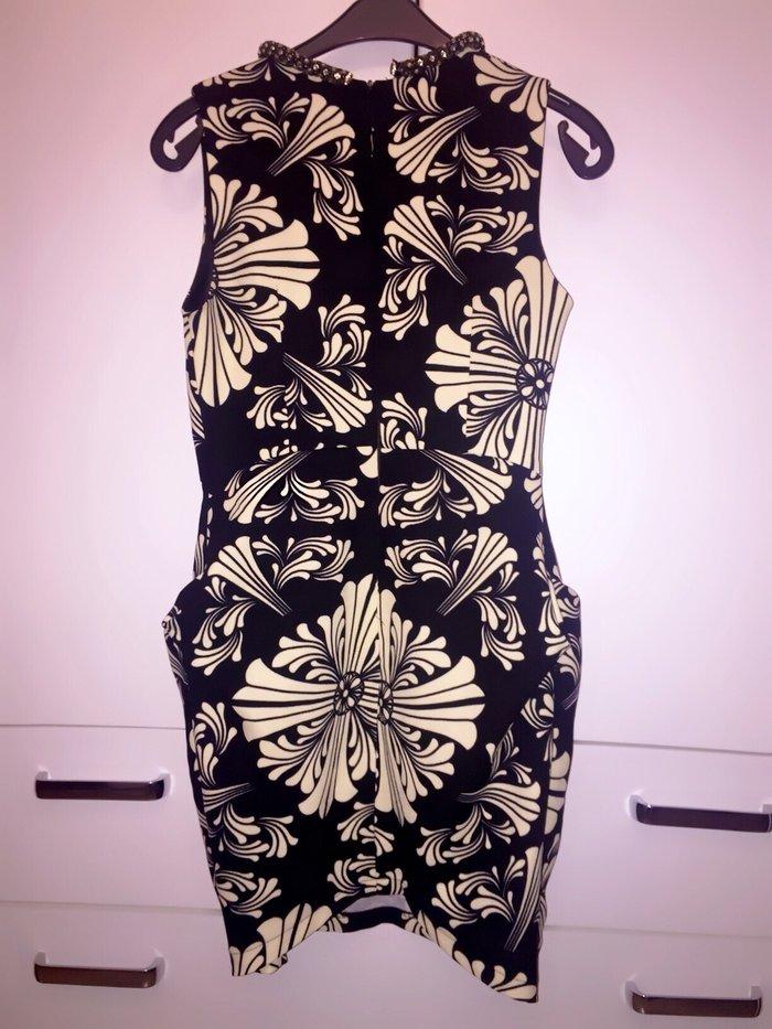 Платье 36-38 размер, в отличном состоянии как новое, цена 10 манат.. Photo 1