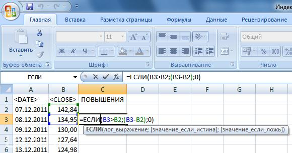 Формулы Excel. Разработаем формулы в программе ms excel, необходимые в Душанбе