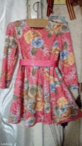 платье на девочку 4-5 лет в Бишкек