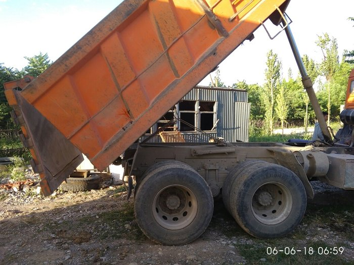 Камаз самасвал 53229,евро-2,  г.вып.. Photo 8