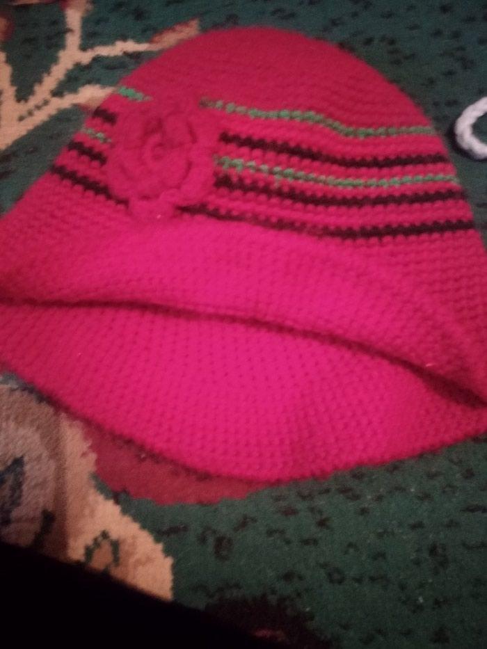 Продам детские шапки для девочек по 100 сом. Photo 2