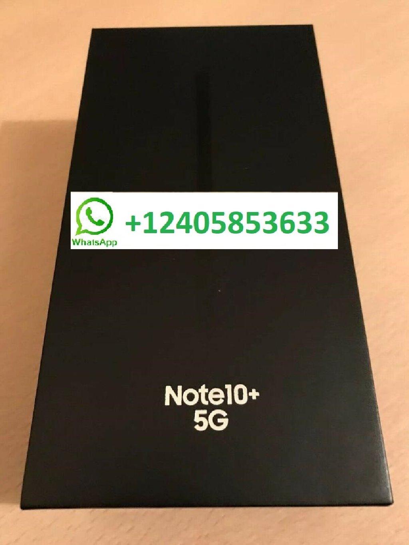Совершенно новый Samsung Galaxy Note 10 Plus 5G 512Gb