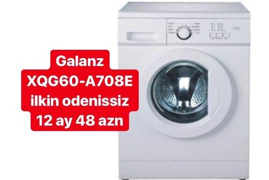 Dual Avtomatik Washing Machine Zanussi 6 kg.. Photo 0