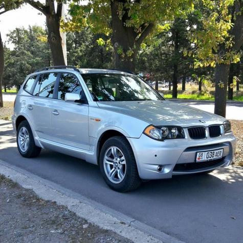 BMW X3 2005. Photo 5