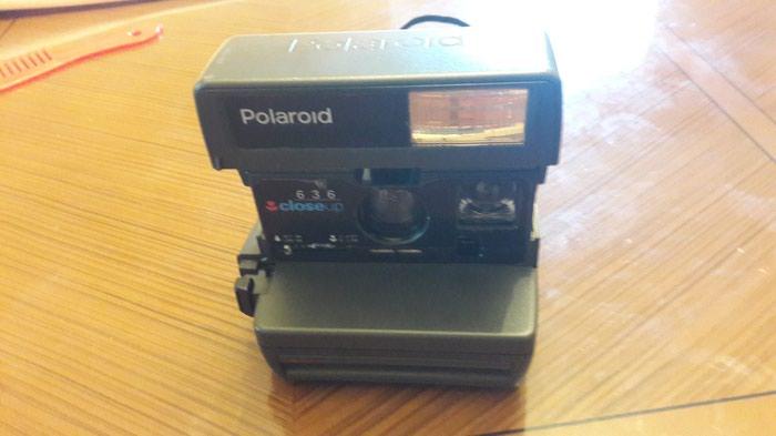 Polaroid 636 satilir hec bir problemi yoxdur.alici olsa endirim olunar. Photo 0
