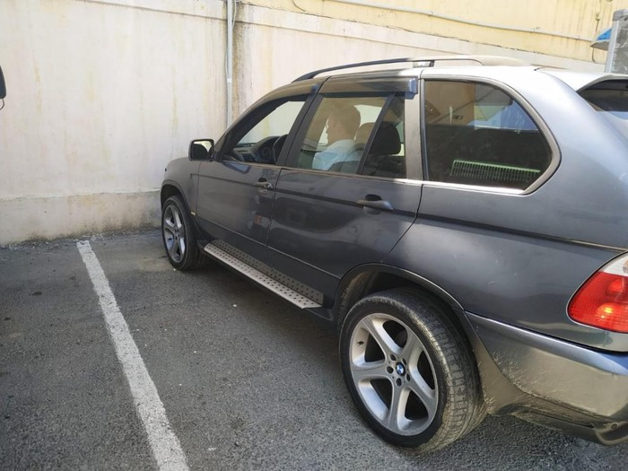 BMW X5 2001. Photo 2