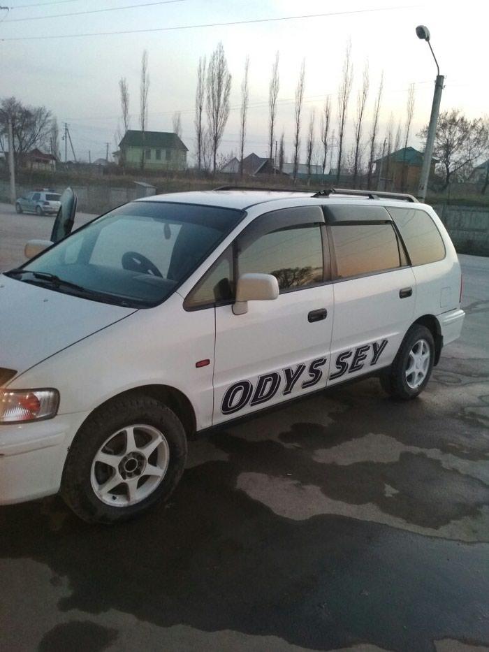 Honda Odyssey 1998. Photo 3