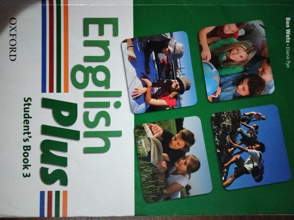 Продаю книгу English plus 3 и English plus 2, (не копия) в каждой   Объявление создано 18 Сентябрь 2021 15:52:21   КНИГИ, ЖУРНАЛЫ, CD, DVD: Продаю книгу English plus 3 и English plus 2, (не копия) в каждой