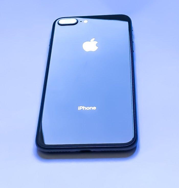 IPhone 8 plus Серый космос, ёмкость 256 Гб. в Бишкек
