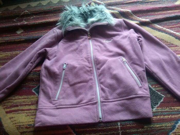 Pink jacket for winter princesses  size: Medium 100% cotton. Photo 0