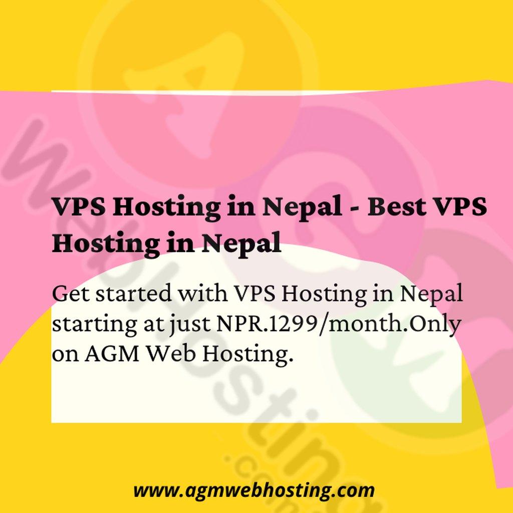 VPS Hosting in Nepal - Best VPS Hosting in Nepal: