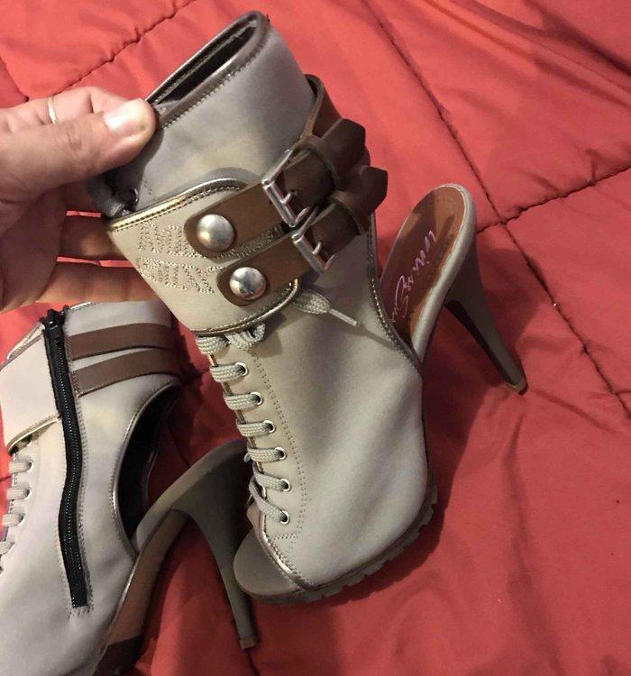 Miss Sixty shoes 38, δεν εχουμ φορεθει ποτε σε Αγρίνιο