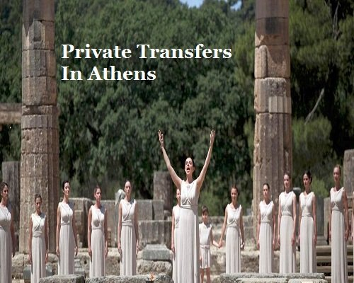Feel The Pleasure Of Private Transfers In Athens By Enjoy Greece Tours. Photo 0