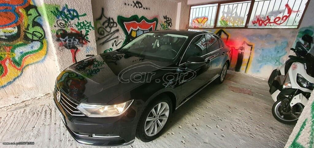 Volkswagen - Υπόλοιπο Πειραιά: Volkswagen Passat 1.4 l. 2016   30500 km