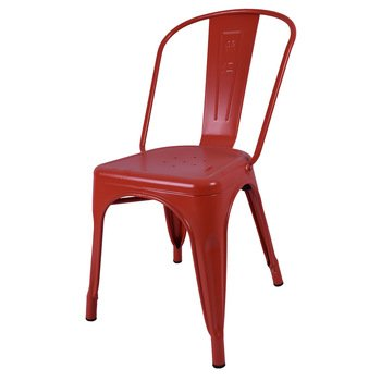 Red Dining Chairs. Photo 0
