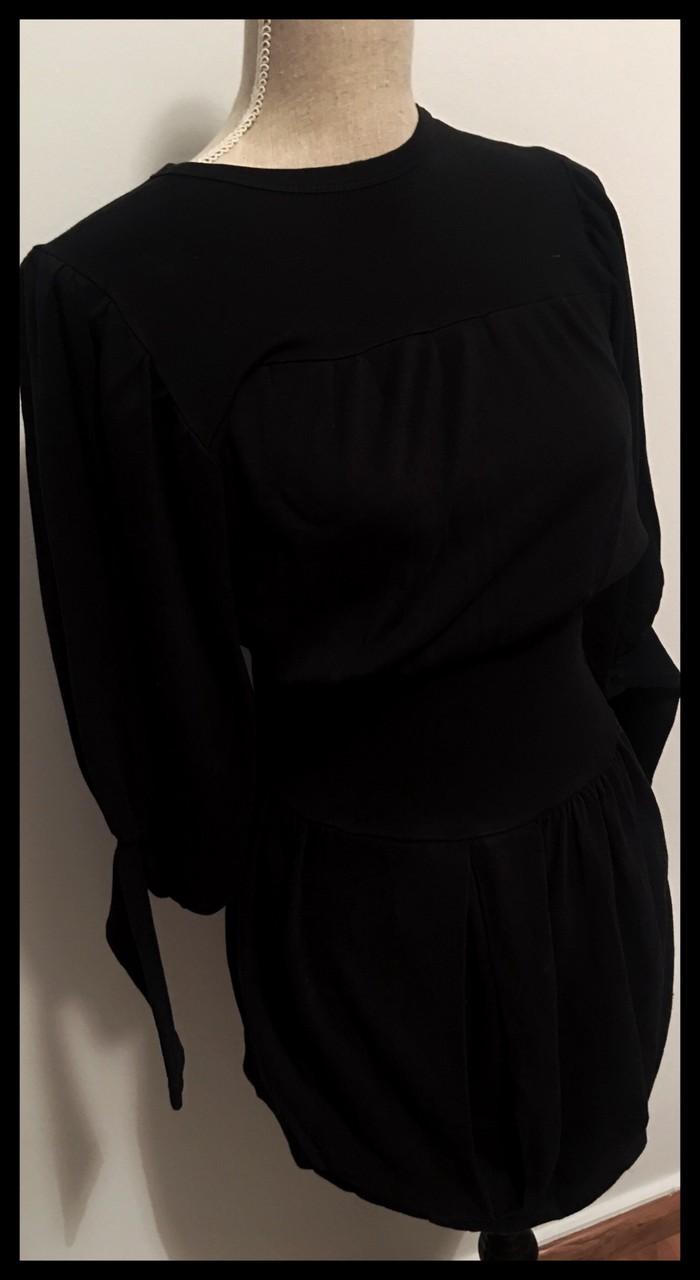 Lak by Gavalas φορεμα κοντο μαυρο (small-medium). Photo 1