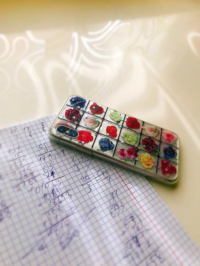 Чехол на айфон Х новый.   . Photo 1