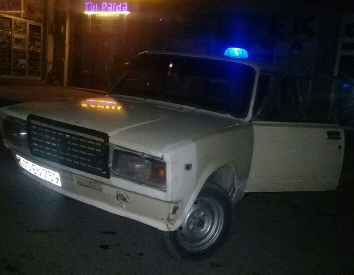 Gəncə şəhərində VAZ (LADA) 2107 1983