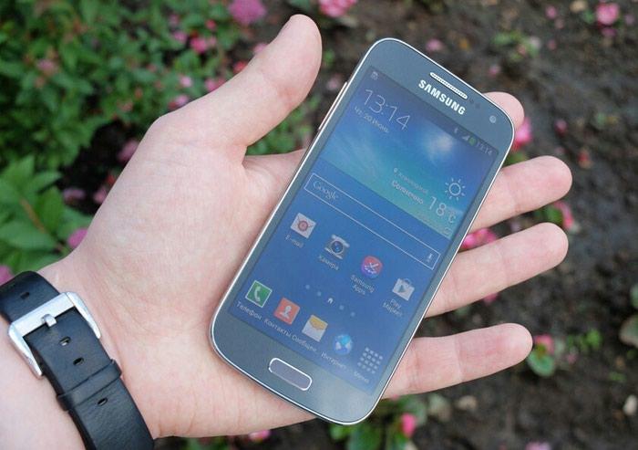 Samsung galaxy s4 mini 8 gb 100%. Photo 0