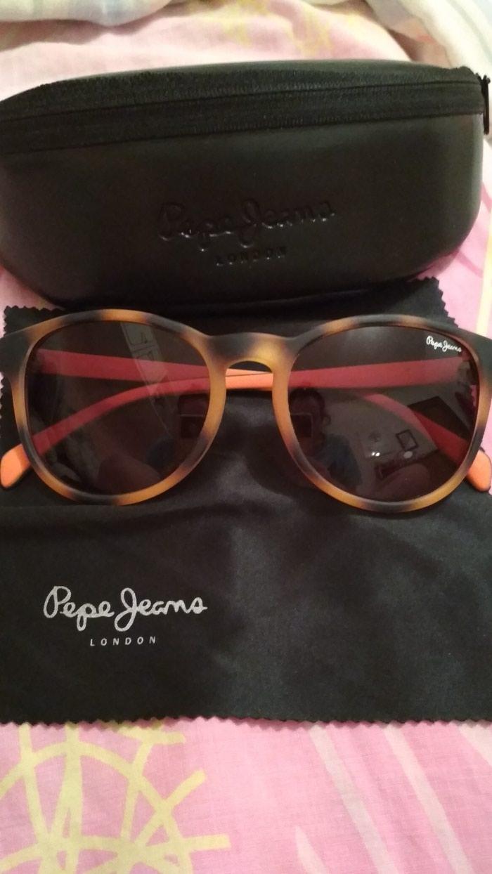 Αυθεντικά unisex γυαλιά ηλίου Pepejeans. Photo 2