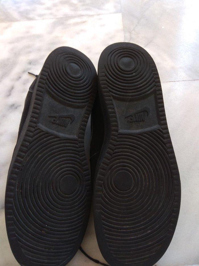 Nike  μαύρα παπούτσια ανδρικά σε άριστη. Photo 2