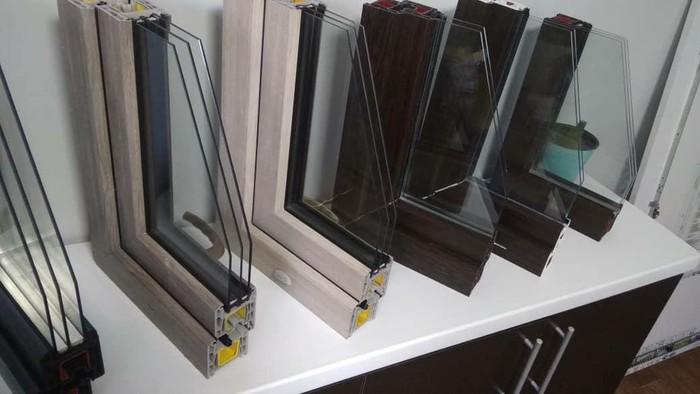 по цене: 55 USD: Алюминиевые окна от компании «Бишкек пласт»