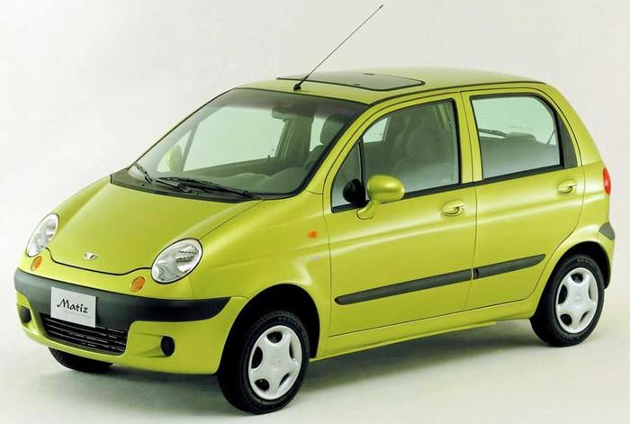 Daewoo Matiz 2008. Photo 0