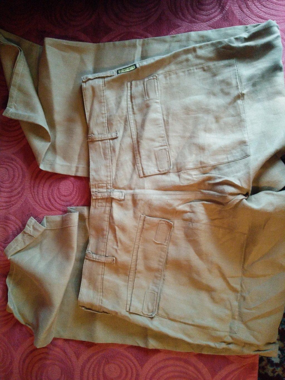 Armani παντελόνι, γνήσιο, καλοκαιρινό, μέγεθος 48 (ΙΤΑLY), 32 (USA), από την προσωπική μου καρνταρόμπα