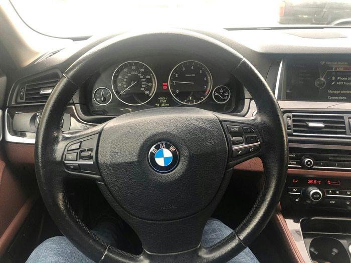BMW 528 2013. Photo 6
