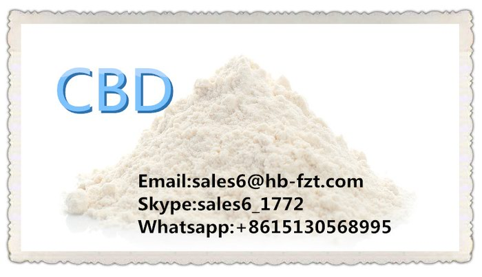 High purity Chinese CBD white powder,high quality and best price. Photo 3