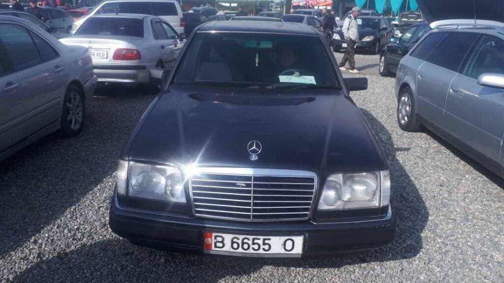 Mercedes-Benz W124 2.3 л. 1991 | 297958 км: Mercedes-Benz W124 2.3 л. 1991 | 297958 км