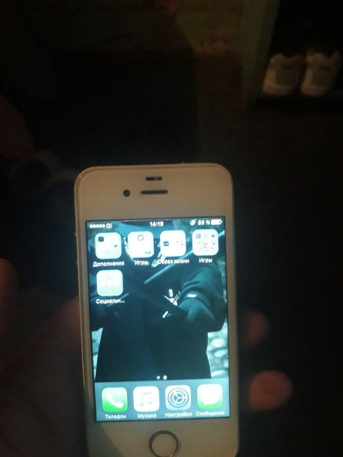 обмен и только обмен на айфон 5.5ж.5s! обменяю своё яблоко идеал состо в Лебединовка