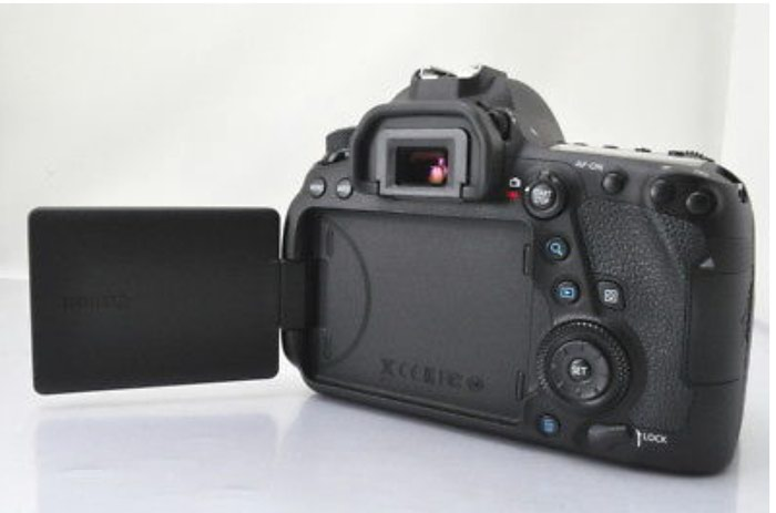 Canon EOS 6D Mark II Digital SLR Camera Body 26.2 MP Full-Frame . Photo 2
