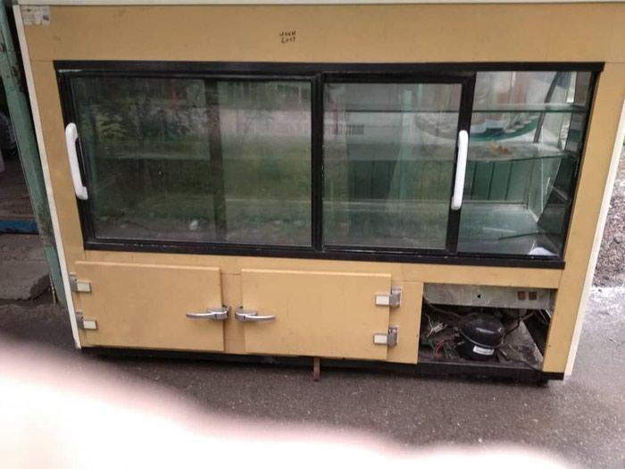 Продам холодильник витрины  20000не работает , иранский , большой. Photo 0