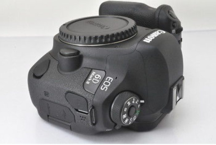 Canon EOS 6D Mark II Digital SLR Camera Body 26.2 MP Full-Frame . Photo 5