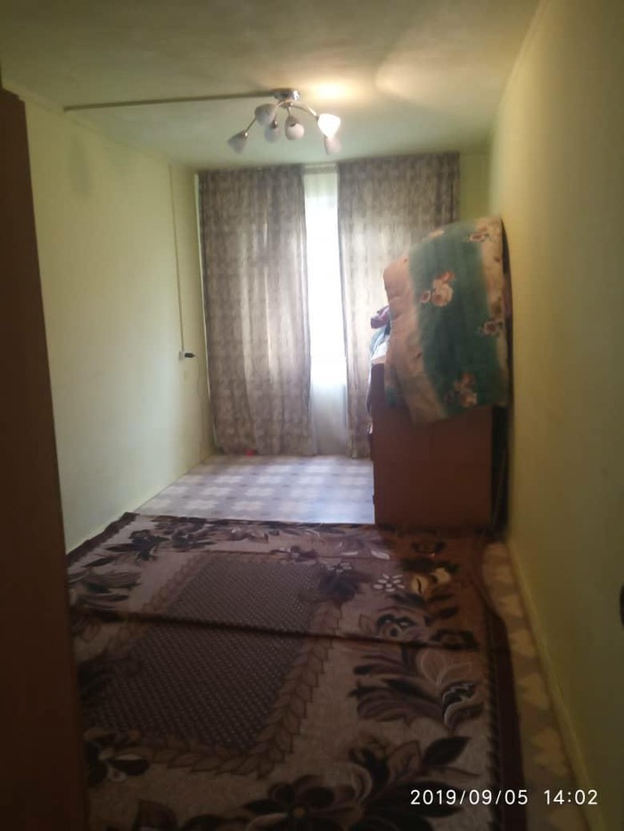 Продается квартира: 3 комнаты, 42800 кв. м., Бишкек. Photo 0