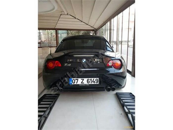 BMW Z4 2003. Photo 4