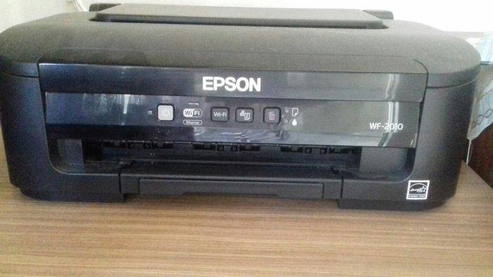 Πωλείται εκτυπωτής γραφείου EPSON WF-2010 σε Περιφερειακή ενότητα Θεσσαλονίκης