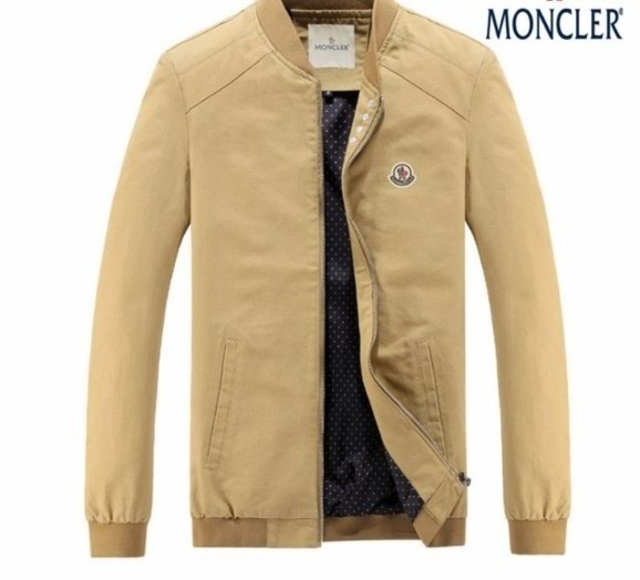 JACKET MONCLER FOR MENS (collection 2017).To προϊόν είναι. Photo 2