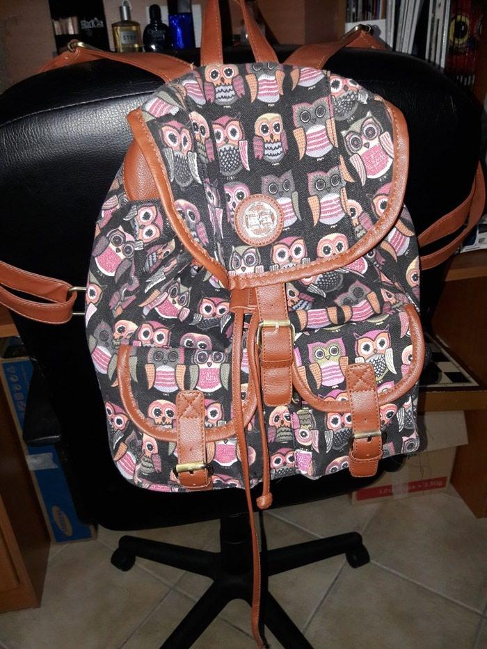 Γυναικειο bagpack καινουριο. Photo 0
