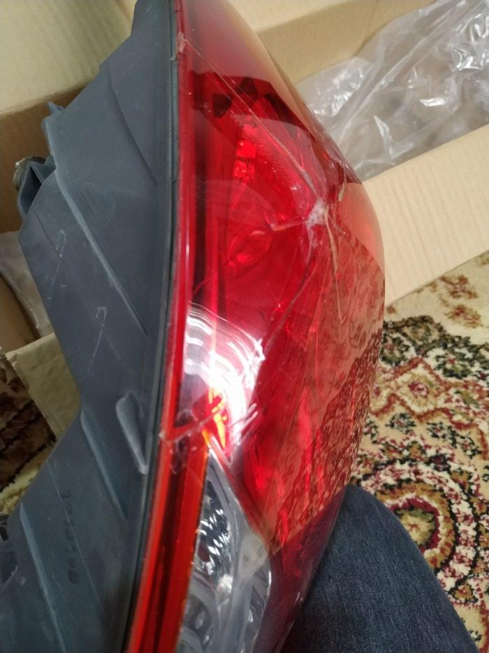 Hyundai Elantra 2012 sol arxa stop şüşəsi catlayıb. Photo 5
