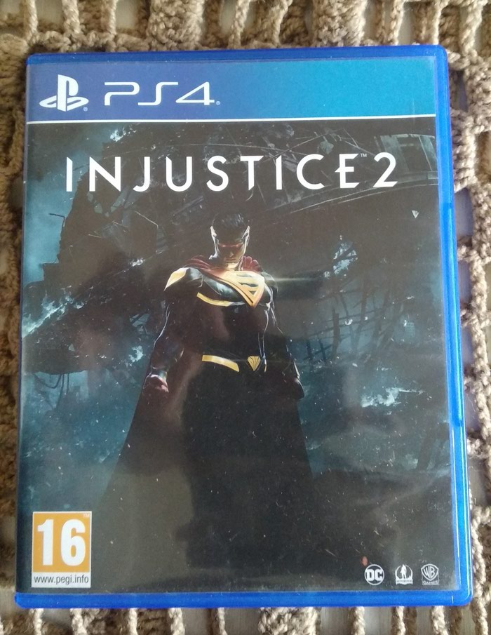 Injustice 2. Photo 0