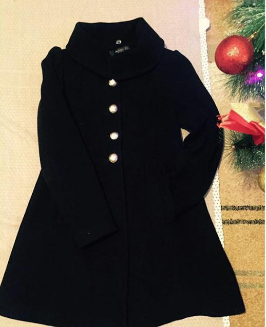 Пальто турецкое. б\у. отл. состояние. размер s.    в Бишкек