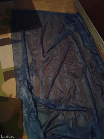 Zavese 2 kom. Sirina jedne 1,5 m - Prokuplje