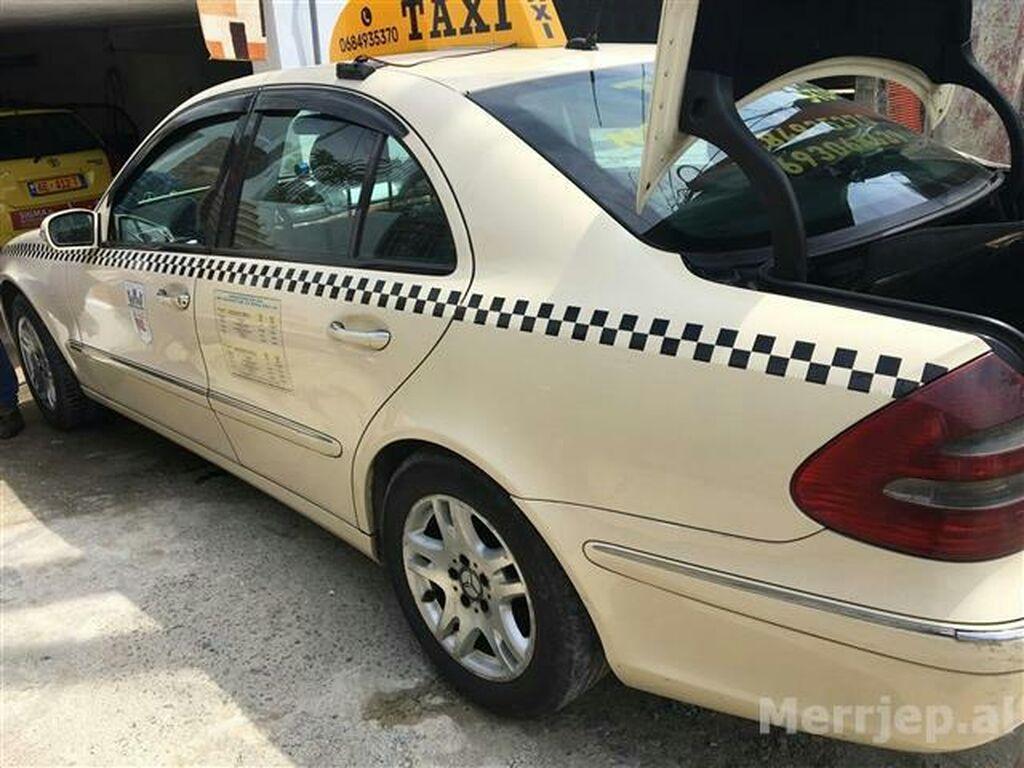 Mercedes-Benz E 220 2.2 l. 2005   477000 km