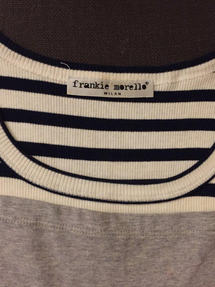 Βαμβακερό Top Frankie Morello . No Small 50€. Photo 1
