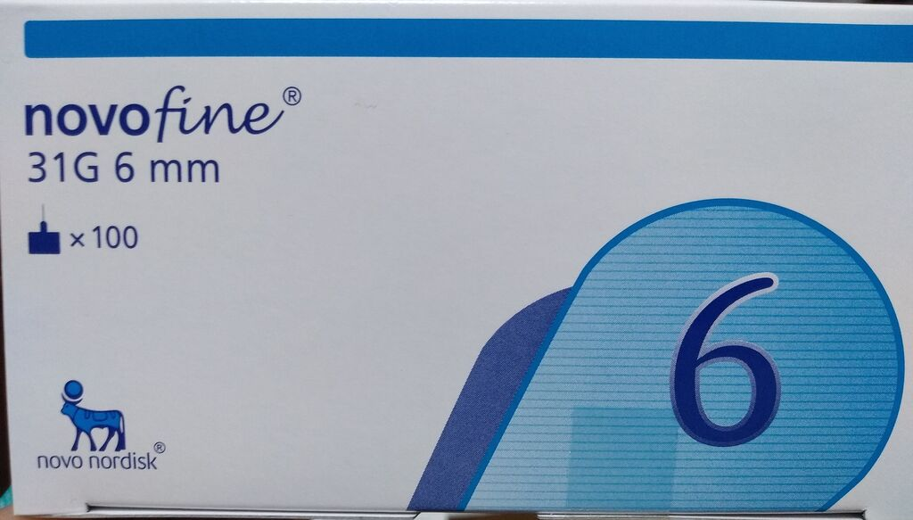 "Iglice - za insulin ""novo fine"""