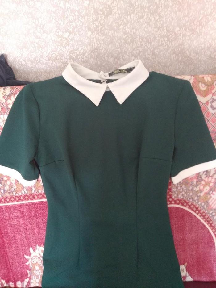 Платье с воротником Новая! Надевала 1 раз Подчеркивает фигуру!). Photo 2